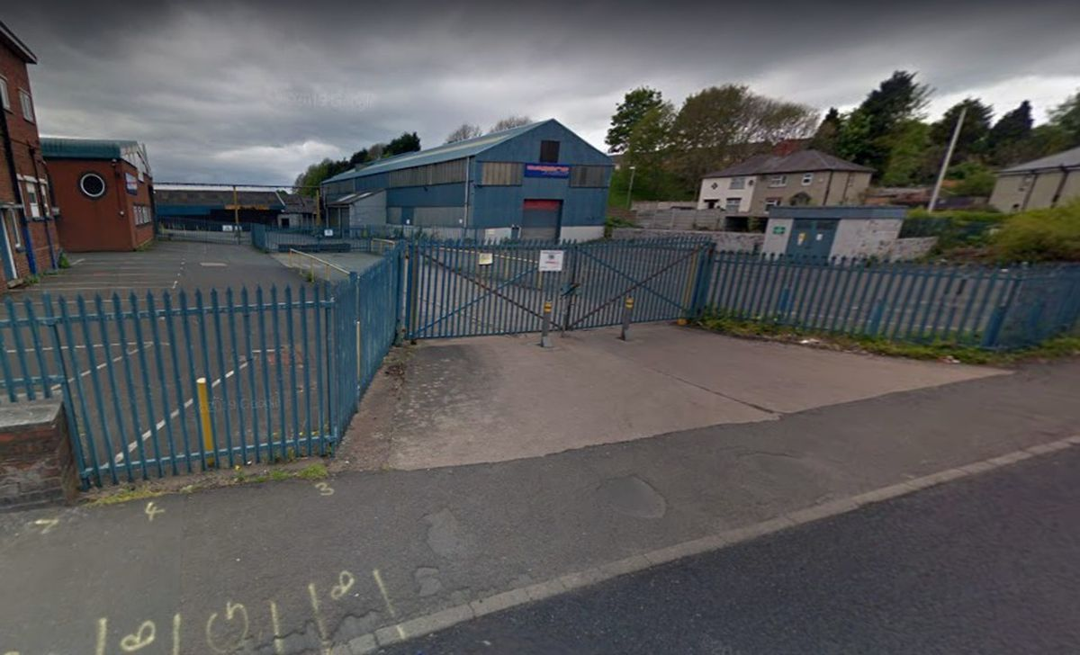 The entrance to the proposed housing site on Marriott Road, Netherton. Photo: Google