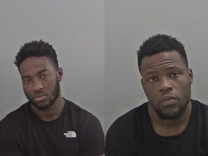 Agandy Anderson, left, and Tafferal Richards, right, were both county lines drug dealers when they were caught
