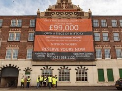 Historic Niphon Works project delivers for apprentices