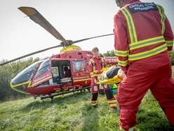 Lifesaving work of air ambulance charities to be celebrated in special week