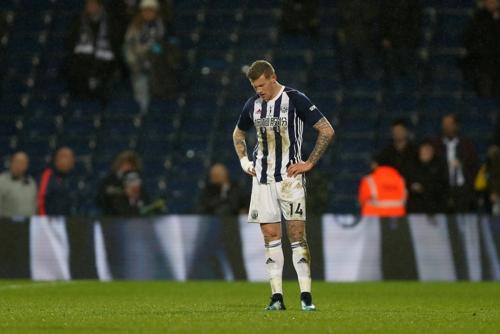 McClean open to a move away from West Brom