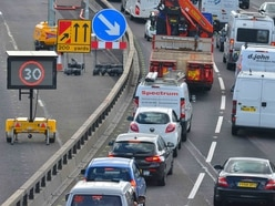 Long-running M5 roadworks expected to finish in autumn