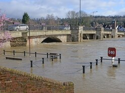 More than £500 raised for Bridgnorth flood victims