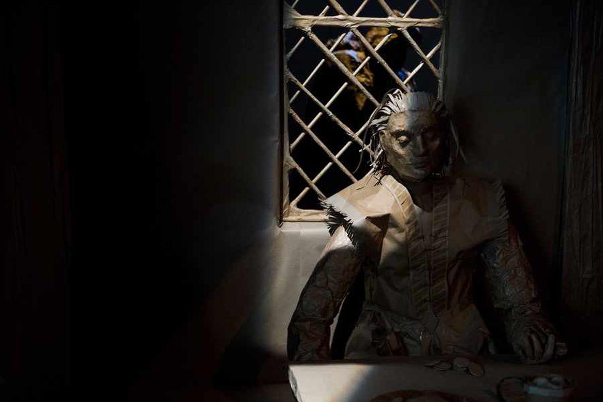 The Merchant of Venice's Antonio gambles in the tavern