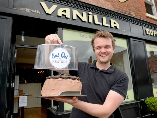 Eat Out To Help Out scheme sees customers flock to Wolverhampton cafe