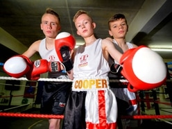 Walsall Wood stars chase more national glory