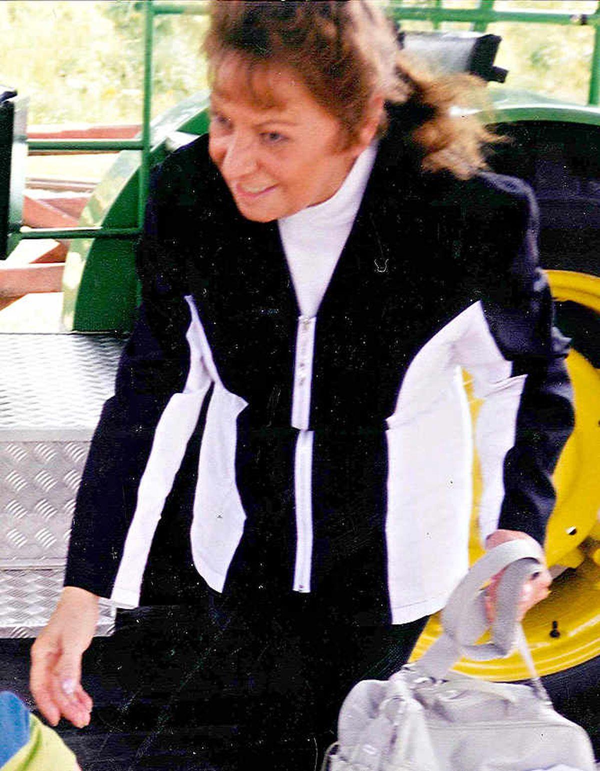 Gillian Astbury, 66, died at Stafford Hospital
