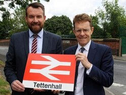 Tettenhall station plans backed '100 per cent' by Government