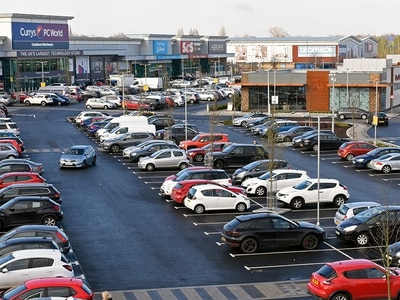Gallagher shopping park sold for £175m to South Korean investors