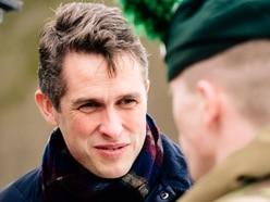 Gavin Williamson laughs off Russian taunts