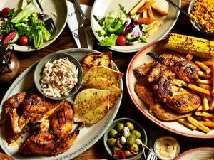 A peri-peri feast to be enjoyed at Nando's