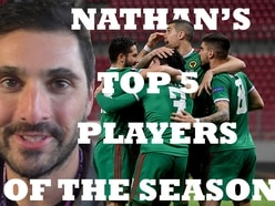 Wolves player of the season: Nathan Judah's number 3 pick - WATCH