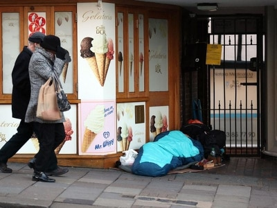 PM announces £236m initiative to help end rough sleeping