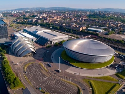 Glasgow's SEC reveals £150m expansion plan