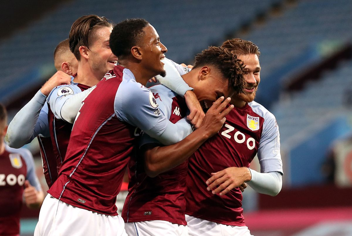 Aston Villa 7 (seven) Liverpool 2 - Report and pictures ...