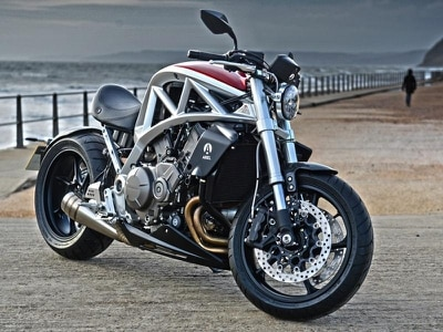 Ariel reveals limited-edition Ace motorcycle