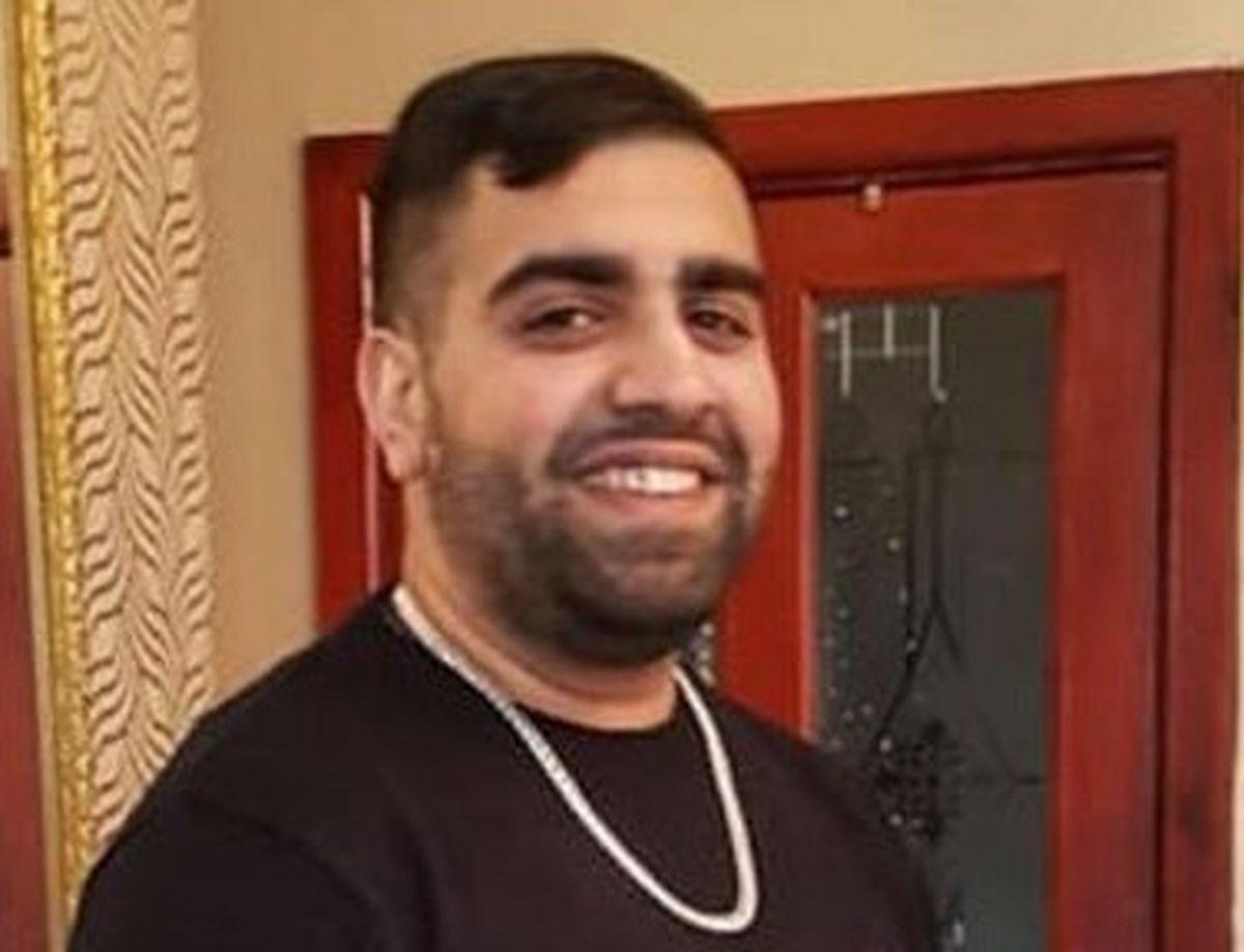 Yasir Hussain was killed in December last year