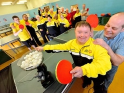 Special Olympians supported with donation