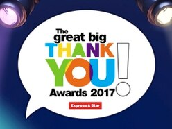 The Great Big Thank You Awards: Time is running out for you to vote for your favourites