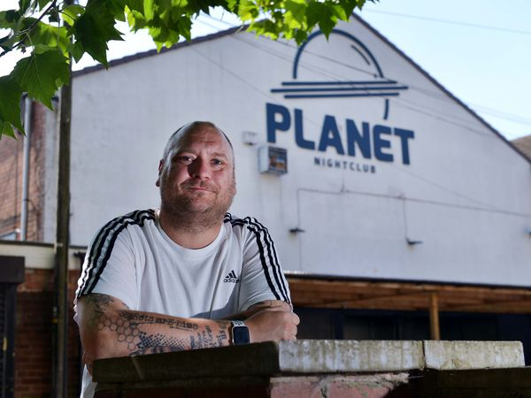 Michael Ansell, owner of Planet Nightclub in Wolverhampton, has beefed up security to help customers feel safer