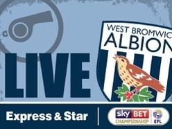 Sheffield United v West Brom - LIVE