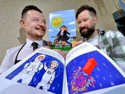 Wolverhampton author overcomes dyslexia to release novel