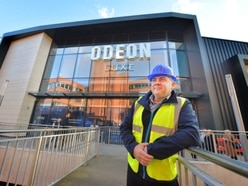 First Odeon Luxe Cinema to open in Stafford - with pictures and video