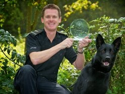 Long-serving West Midlands Police dog dies
