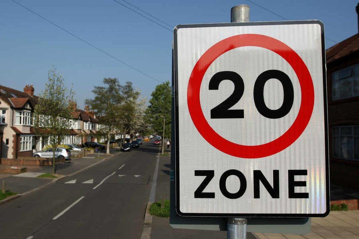 Slower means safer?