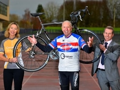 Wolverhampton Council 'delighted' to help Hugh Porter's charity challenge