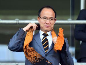 Guo Guangchang the chairman of Fosun which owns Wolverhampton Wanderers.