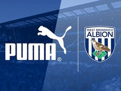 West Brom will wear Puma kits next season after ending long association with Adidas