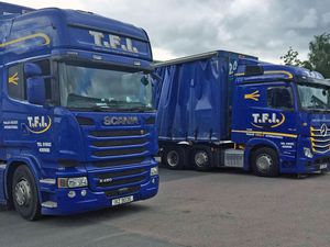 Walsall-based Trailer Freight International has become the latest shareholder member of the Pallet-Track network