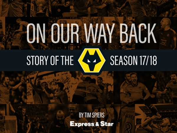 Express & Star releases new Wolves book celebrating title-winning season