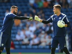 Ben Foster and Boaz Myhill return to training for West Brom