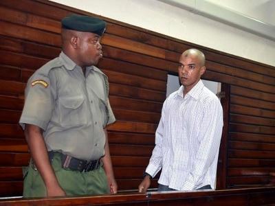 Briton Jermaine Grant found guilty in Kenya of possessing bomb-making materials