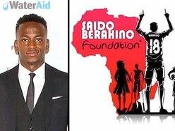 WaterAid 'still not received money' from Saido Berahino charity bash