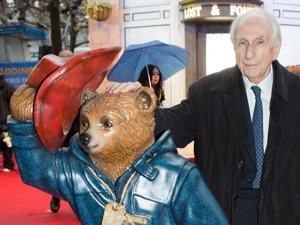 A life in books: The late Paddington author Michael Bond on his