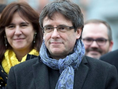 Spain to seek Carles Puigdemont's arrest if he visits Denmark