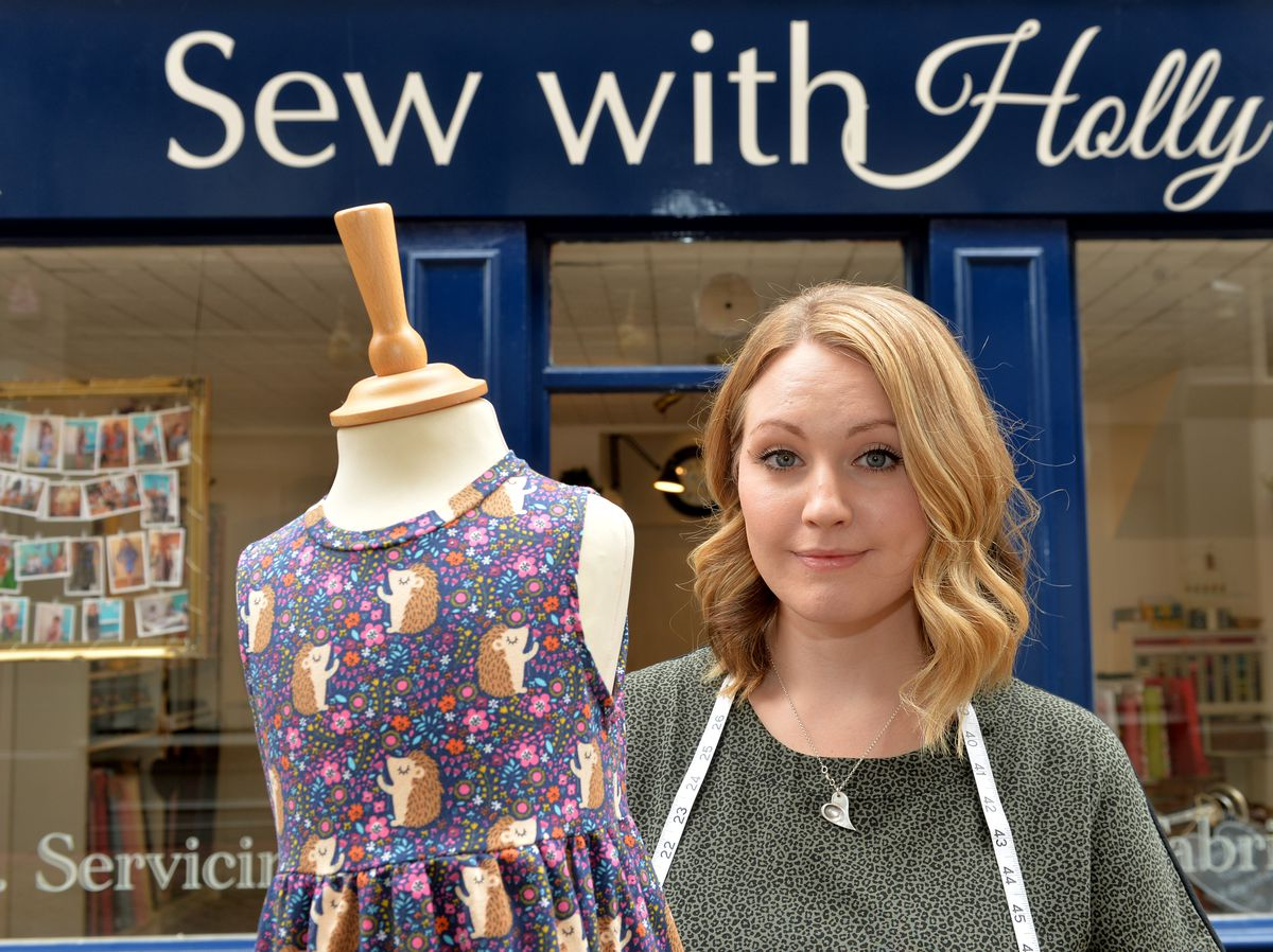 Holly started her business in 2015