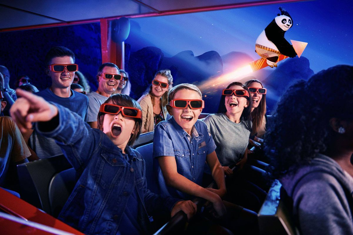 Simworx creates attractions for theme parks around the world