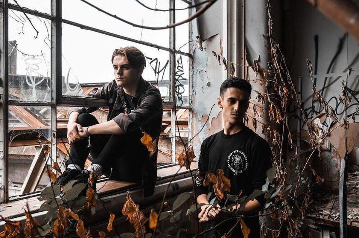 Wolverhampton's Pluviam are releasing their first single   Photo: @pluviamband on Facebook