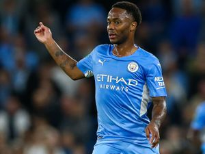 Raheem Sterling has been urged to do his talking on the pitch by Pep Guardiola
