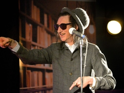 Wolverhampton Literature Festival review: John Cooper-Clark treats fans to evening of quick-fire poetry - with pictures