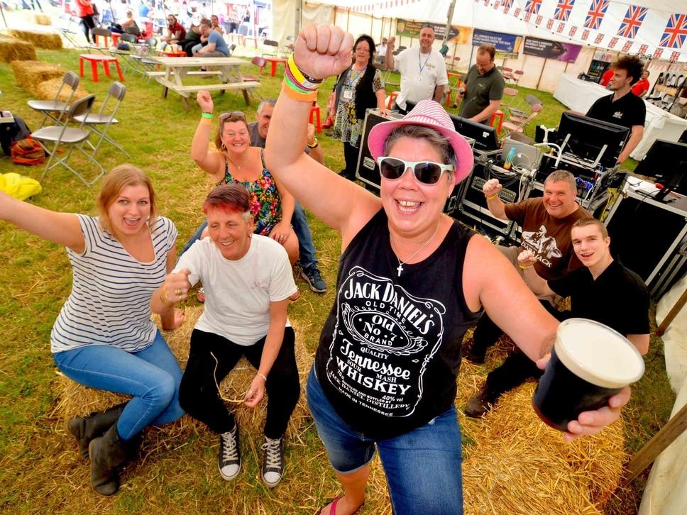Staffs Fest returns to Lower Drayton Farm this weekend