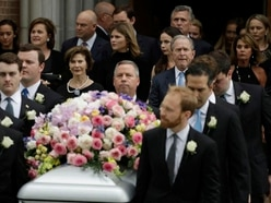 Mourners pay tribute to 'America's matriarch' Barbara Bush