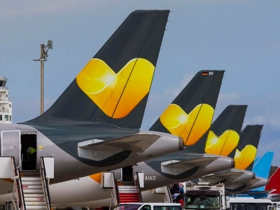 Thomas Cook sees UK earnings tumble amid 'challenging' trading