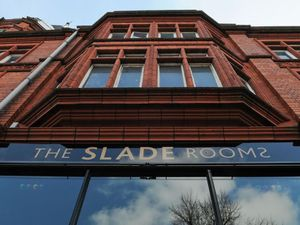 The Slade Rooms in Wolverhampton has been closed since the start of the pandemic