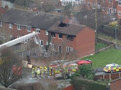 Stafford house fire suspects cleared as blaze that killed four children confirmed as accidental