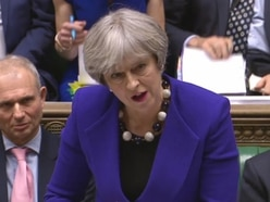 Eleanor Smith apologises for Carillion silence as PM says Government is 'just a customer'